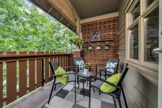 """Main Photo: 411 18 SMOKEY SMITH Place in New Westminster: GlenBrooke North Condo for sale in """"THE CROFTON"""" : MLS®# R2589492"""
