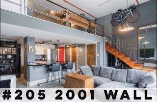 """Photo 27: 205 2001 WALL Street in Vancouver: Hastings Condo for sale in """"Cannery Row Lofts"""" (Vancouver East)  : MLS®# R2587997"""
