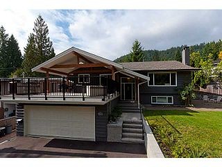 Photo 1: 4611 Ramsay Road in North Vancouver: Lynn Valley House for sale : MLS®# V987316