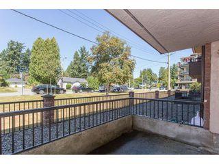 """Photo 19: 105 33956 ESSENDENE Avenue in Abbotsford: Central Abbotsford Condo for sale in """"Hillcrest Manor"""" : MLS®# R2192762"""