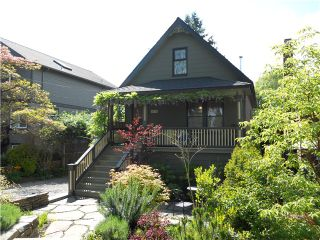 Photo 1: 4835 PRINCE EDWARD ST in Vancouver: Main House for sale (Vancouver East)  : MLS®# V1008228
