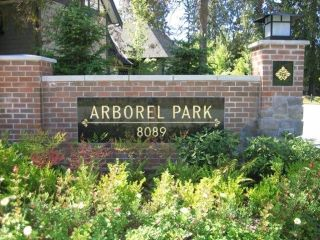 """Photo 1: 37 8089 209 Street in Langley: Willoughby Heights Townhouse for sale in """"Arborel Park"""" : MLS®# R2231434"""