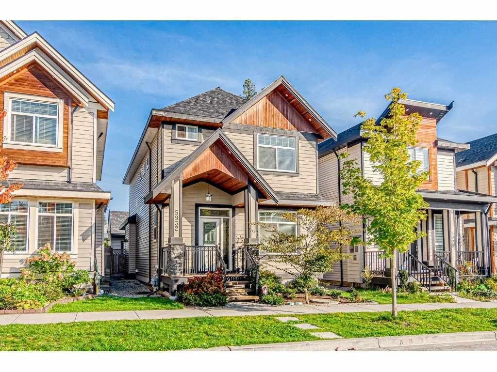 Main Photo: 5932 130B Street in Surrey: Panorama Ridge House for sale : MLS®# R2412457
