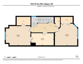 Photo 31: 1534 34 Avenue SW in Calgary: South Calgary Row/Townhouse for sale : MLS®# A1097382