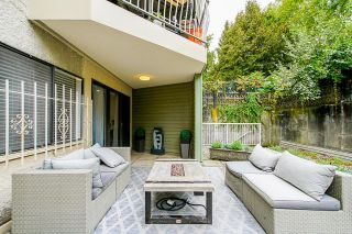 """Photo 26: 106 327 NINTH Street in New Westminster: Uptown NW Condo for sale in """"Kennedy Manor"""" : MLS®# R2621900"""