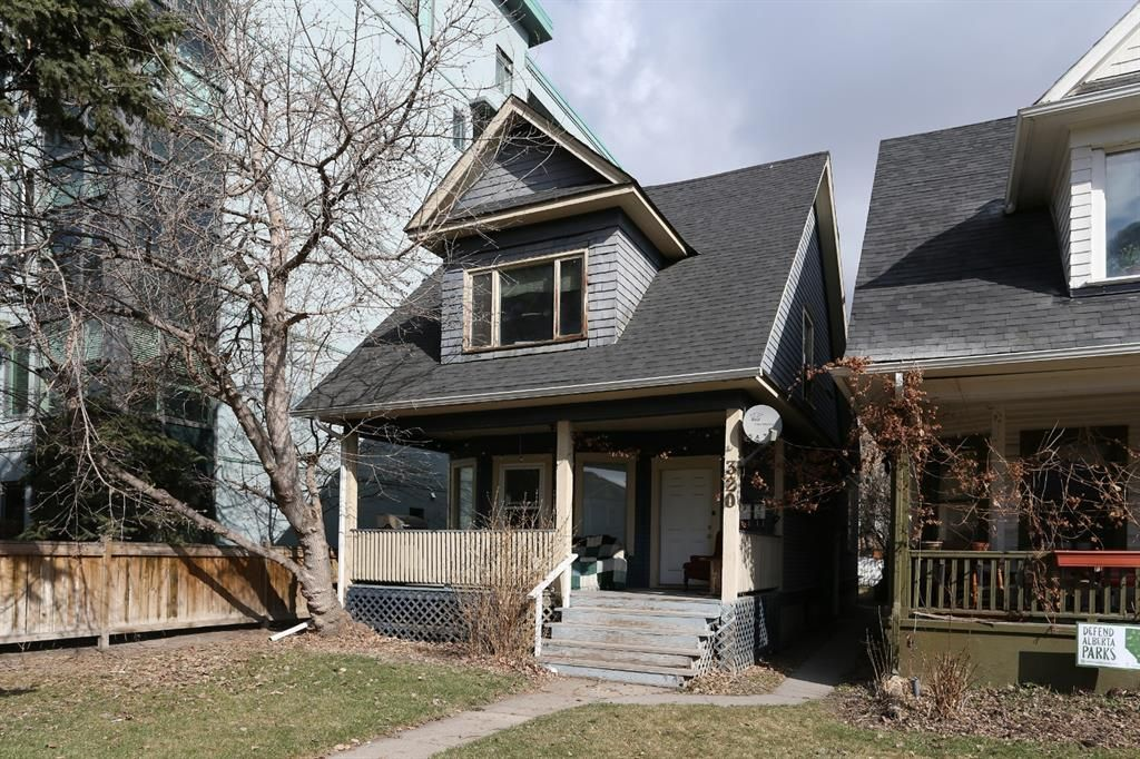 Photo 2: Photos: 320 21 Avenue SW in Calgary: Mission Detached for sale : MLS®# A1097564