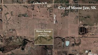 Photo 19: Binner Acreage in Moose Jaw: Lot/Land for sale (Moose Jaw Rm No. 161)  : MLS®# SK833178