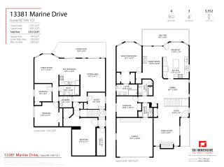 """Photo 3: 13381 MARINE Drive in Surrey: Crescent Bch Ocean Pk. House for sale in """"Ocean Park"""" (South Surrey White Rock)  : MLS®# R2546593"""