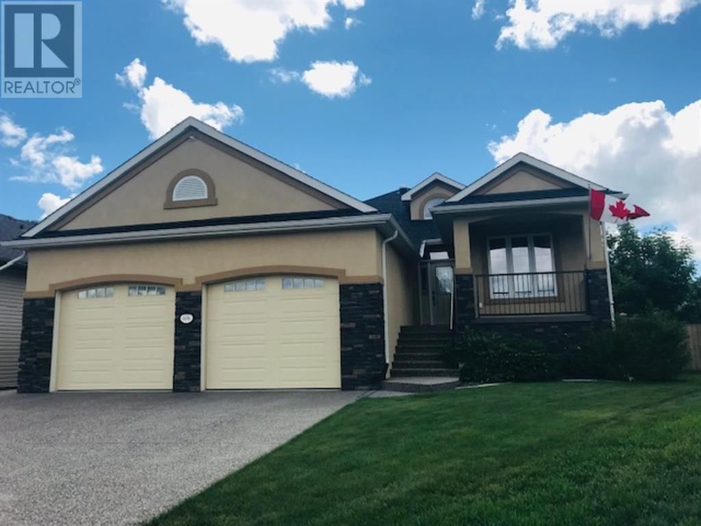 Main Photo: 606 Greene Close in Drumheller: House for sale : MLS®# A1085850
