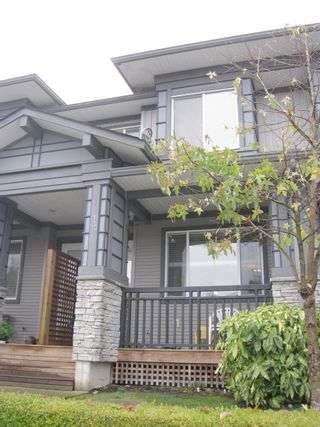 "Photo 3: 13 18701 66TH Avenue in Surrey: Cloverdale BC Townhouse for sale in ""ENCORE AT HILLCREST"" (Cloverdale)  : MLS®# F1300526"