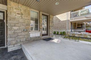 Photo 3: 40 2435 Greenwich Drive in Oakville: West Oak Trails House (3-Storey) for sale : MLS®# W3751747