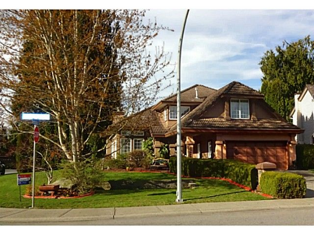 Main Photo: 35257 BELANGER Drive in Abbotsford: Abbotsford East House for sale : MLS®# F1435461