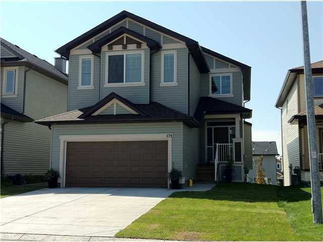 Main Photo: 179 Sunset Close: Cochrane Residential Detached Single Family for sale : MLS®# C3596629