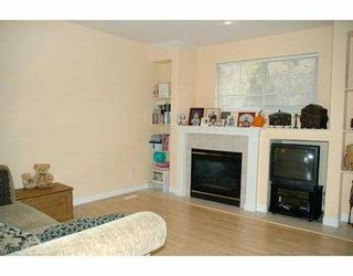 "Photo 7: 124 2979 PANORAMA DR in Coquitlam: Westwood Plateau Townhouse for sale in ""DEERCREST ESTATES"" : MLS®# V566893"