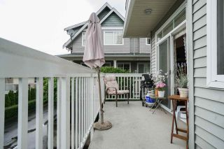 Photo 9: 16 19063 MCMYN Road in Pitt Meadows: Mid Meadows Townhouse for sale : MLS®# R2089732