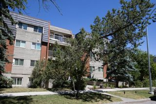 Main Photo: 202 222 5 Avenue NE in Calgary: Crescent Heights Apartment for sale : MLS®# A1125823