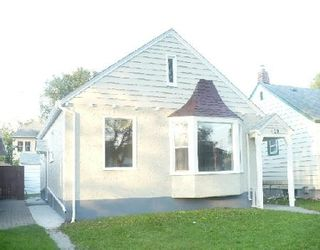 Photo 1: 429 INKSTER BLVD.: Residential for sale (Canada)  : MLS®# 2916634
