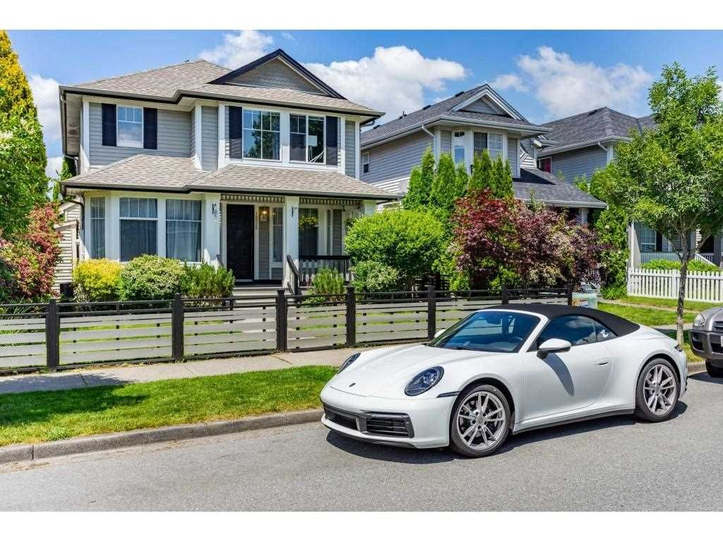 """Main Photo: 18525 64B Avenue in Surrey: Cloverdale BC House for sale in """"CLOVER VALLEY STATION"""" (Cloverdale)  : MLS®# R2591098"""