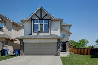 Photo 1: 223 Springborough Way SW in Calgary: Springbank Hill Detached for sale : MLS®# A1114099
