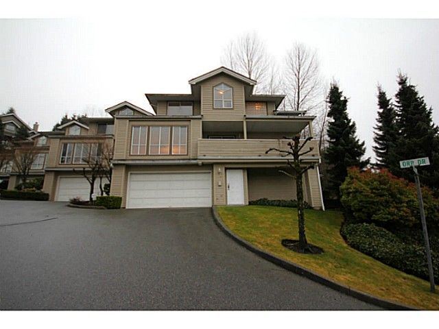 "Main Photo: 1102 ORR Drive in Port Coquitlam: Citadel PQ Townhouse for sale in ""The Summit"" : MLS®# V1040999"