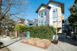 Photo 2: 1673 KITCHENER Street in Vancouver: Grandview Woodland Townhouse for sale (Vancouver East)  : MLS®# R2447263