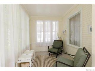 Photo 2: 93 Arlington Street in Winnipeg: West End / Wolseley Residential for sale (West Winnipeg)  : MLS®# 1617427