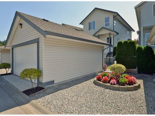 """Photo 20: 121 33751 7TH Avenue in Mission: Mission BC Townhouse for sale in """"Heritage Park Place"""" : MLS®# F1418910"""