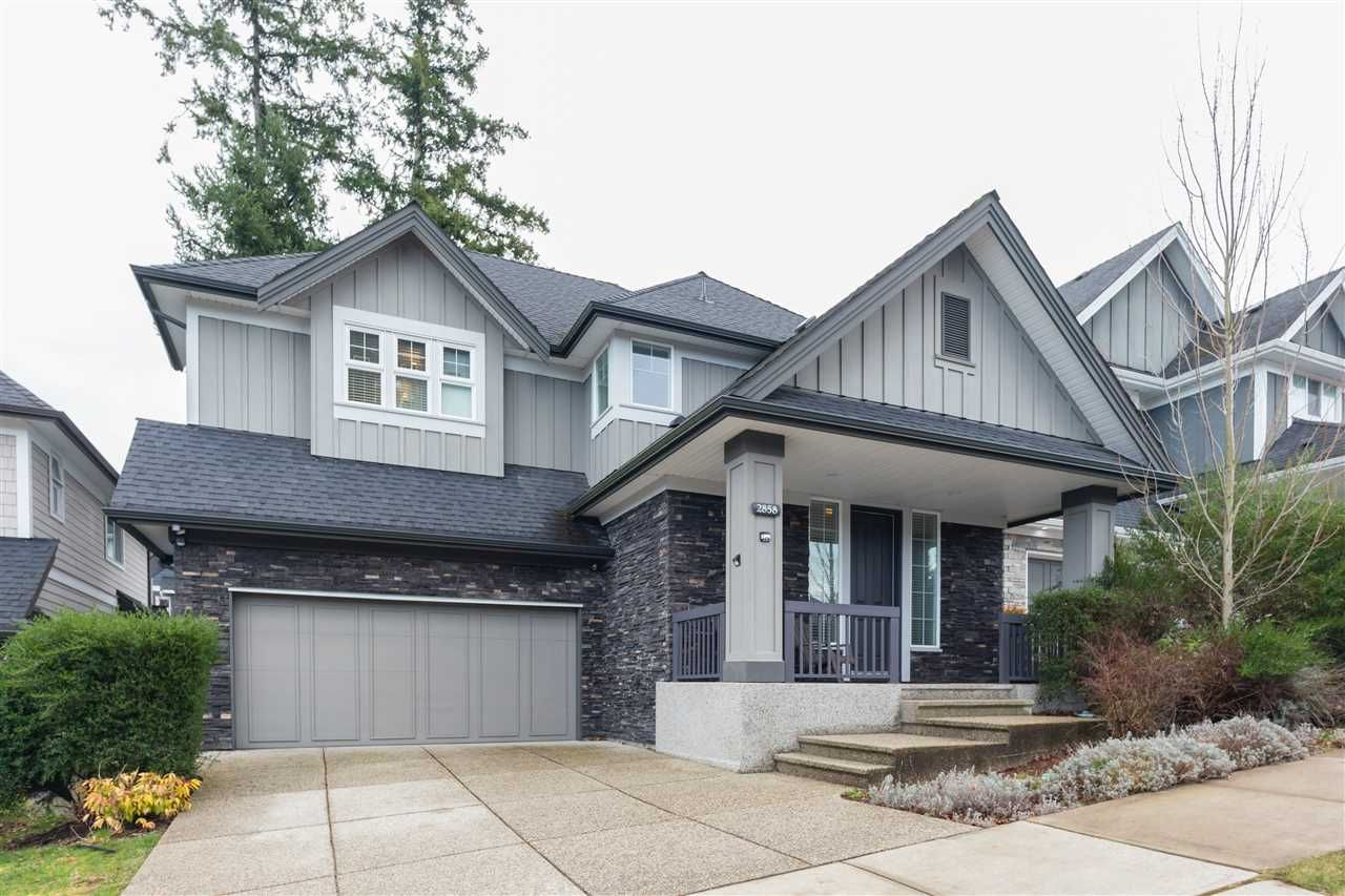 Main Photo: 2858 161 Street in Surrey: Grandview Surrey House for sale (South Surrey White Rock)  : MLS®# R2541492