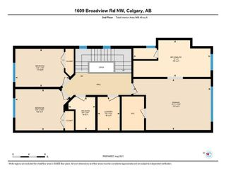 Photo 32: 1609 Broadview Road NW in Calgary: Hillhurst Semi Detached for sale : MLS®# A1136229