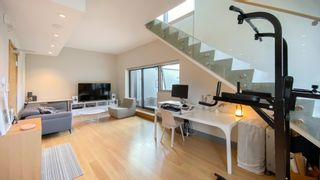 """Photo 3: 201 1510 W 6TH Avenue in Vancouver: Fairview VW Condo for sale in """"THE ZONDA"""" (Vancouver West)  : MLS®# R2624993"""