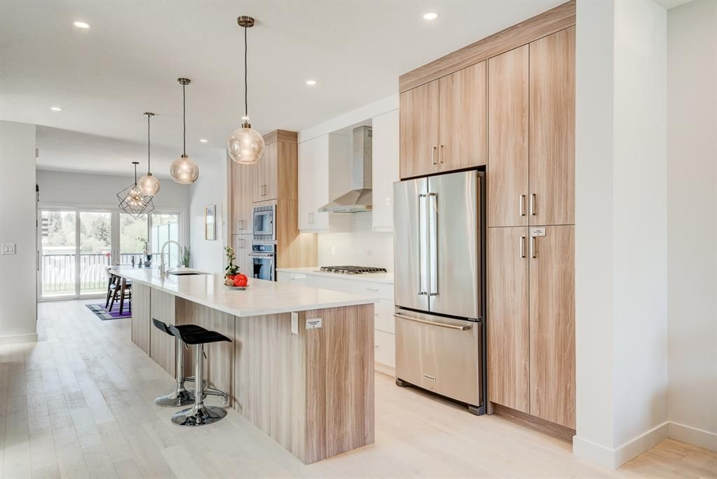 Photo 12: Photos: #1 4207 2 Street NW in Calgary: Highland Park Semi Detached for sale : MLS®# A1111957