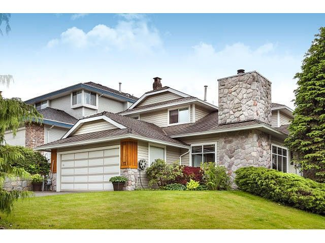 Main Photo: 2182 TOWER CT in Port Coquitlam: Citadel PQ House for sale : MLS®# V1122414