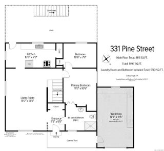 Photo 6: 331 Pine St in Nanaimo: Na University District House for sale : MLS®# 863931