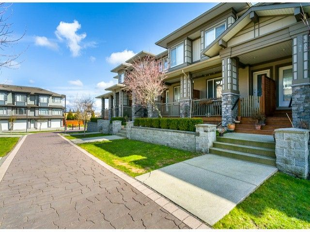 """Photo 2: Photos: 93 18701 66TH Avenue in Surrey: Cloverdale BC Townhouse for sale in """"Encore"""" (Cloverdale)  : MLS®# F1405952"""
