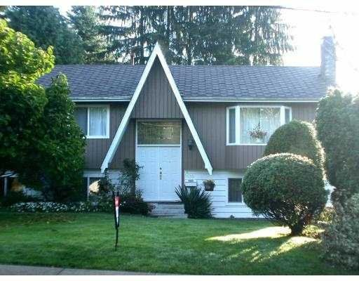 Main Photo: 1130 Emerson Way in North Vancouver: Home for sale : MLS®# V561834