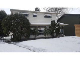 Photo 1: 886 Queenston Bay in Winnipeg: River Heights South Residential for sale (1D)  : MLS®# 1702895