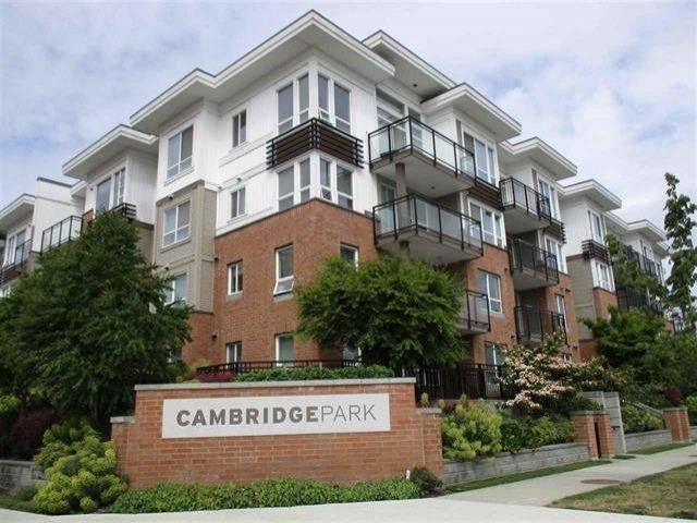 Main Photo: 313 9500 ODLIN ROAD in : West Cambie Condo for sale : MLS®# R2279661