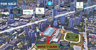"""Photo 1: SL 1-46 4951 SANDERS Street in Burnaby: Forest Glen BS Land Commercial for sale in """"Maple Glade"""" (Burnaby South)  : MLS®# C8040055"""
