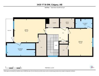 Photo 48: 3435 17 Street SW in Calgary: South Calgary Row/Townhouse for sale : MLS®# A1063068