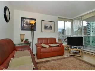 Photo 2: 1602 1500 Howe Street in Vancouver: Yaletown Condo for sale (Vancouver West)  : MLS®# V1091287