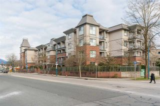 "Photo 1: 308 2478 SHAUGHNESSY Street in Port Coquitlam: Central Pt Coquitlam Condo for sale in ""Shaughnessy East"" : MLS®# R2539892"