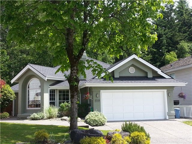 Main Photo: 1519 BRAMBLE LN in Coquitlam: Westwood Plateau House for sale : MLS®# V1011506