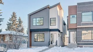Photo 1: 1642 & 1642 B 42 Street SW in Calgary: Rosscarrock Detached for sale : MLS®# A1056219