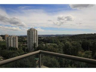 """Photo 9: 1307 3980 CARRIGAN Court in Burnaby: Government Road Condo for sale in """"DISCOVERY I"""" (Burnaby North)  : MLS®# V968039"""