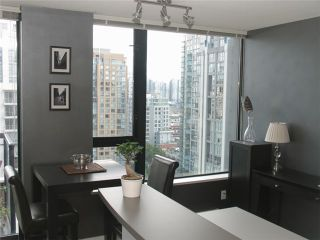 "Photo 5: 2001 1295 RICHARDS Street in Vancouver: Downtown VW Condo for sale in ""OSCAR"" (Vancouver West)  : MLS®# V839014"