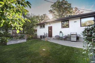 Photo 48: 87 Barrington Avenue in Winnipeg: St Vital Residential for sale (2C)  : MLS®# 202123665