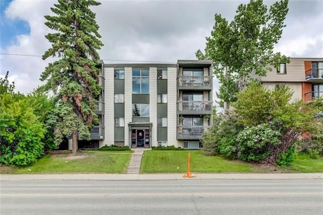 Main Photo: 401 2734 17 Avenue SW in Calgary: Shaganappi Apartment for sale : MLS®# C4302840