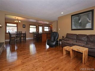 Photo 4: 6973 Wallace Dr in BRENTWOOD BAY: CS Brentwood Bay House for sale (Central Saanich)  : MLS®# 715468
