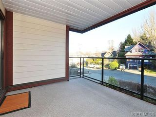 Photo 17: 207 420 Parry Street in VICTORIA: Vi James Bay Residential for sale (Victoria)  : MLS®# 332096