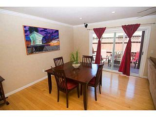 Photo 10: PACIFIC BEACH Townhouse for sale : 3 bedrooms : 856 Diamond Street in San Diego